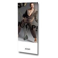 Graphic track Premium 850 mm size: 850x2.100mm Digital latex printing 6/0 coloured - Grafikbahn-PREMIUM