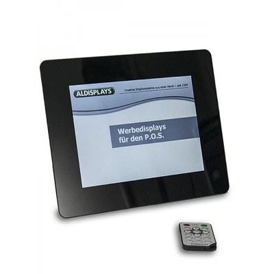 Digital Signage Bilderrahmen Individuelle Ausführung & Format None - Digitaler Bilderrahmen 7 Zoll