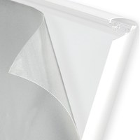Anti-reflection protection film DIN A1 - 594 x 841mm - standard version Replacement requirements for snap frames - Antireflexfolie Ersatz 2020