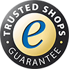 Secure Shopping - We are Trusted Shops certified!