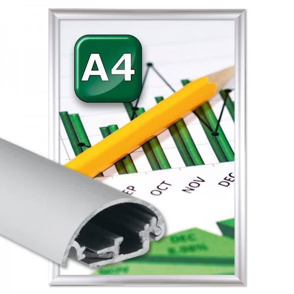 Klapprahmen-safety A4 30er