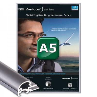 Klapprahmen Standard Einlegeformat: DIN A5 (148x210 mm) DIN A5 (148x210 mm) - Klapprahmen A5 15mm Gehrung