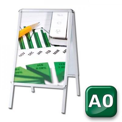Kundenstopper OUTDOOR Einlegeformat: DIN A0 (841x1.189 mm) DIN A0 (841x1189 mm) - Kundenstopper-Outdoor-DIN-A0-Rondo