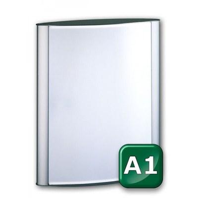 Leuchtkasten ALIGHT Ausführung: einseitig DIN A1 (594x841 mm) - Alight-DIN-A1-einseitig
