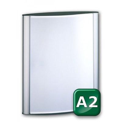 Leuchtkasten ALIGHT Ausführung: einseitig DIN A2 (420x594 mm) - Alight-DIN-A2-einseitig