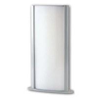 Light column WAYLIGHT insertion format: 594x1.682mm Illumination: LED - Format: 2x A1 one above the other - Leuchtkasten-Waylight-545x1682-LED-Uebersicht
