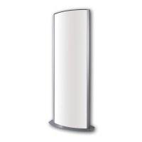 Light column WAYLIGHT insertion format: 700x2.000 mm Illumination: LED - Leuchtkasten-Waylight-700x2000 LED-Übersicht