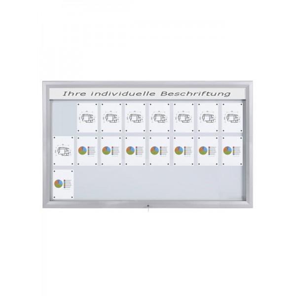 Schaukasten PREMIUM LED BT46 Outdoor 8x3