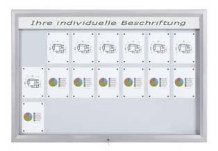 Schaukasten PREMIUM BT46 Outdoor LED