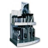 Sonderdisplays THEKE Individual design & format please formulate as free text - Acryl-Aluminium-Display-BMW-Care