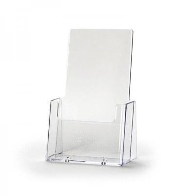 Tischständer - Einzel Einlegeformat: Lang-DIN (105x210 mm) Anzahl Fächer: 1 - Dispenser-Lang-DIN-PRO198